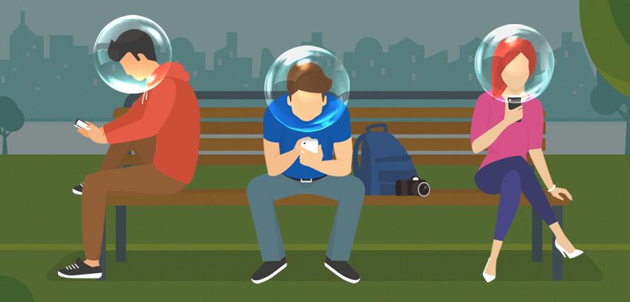 Spræng din filterboble: Hvad internettet skjuler for dig
