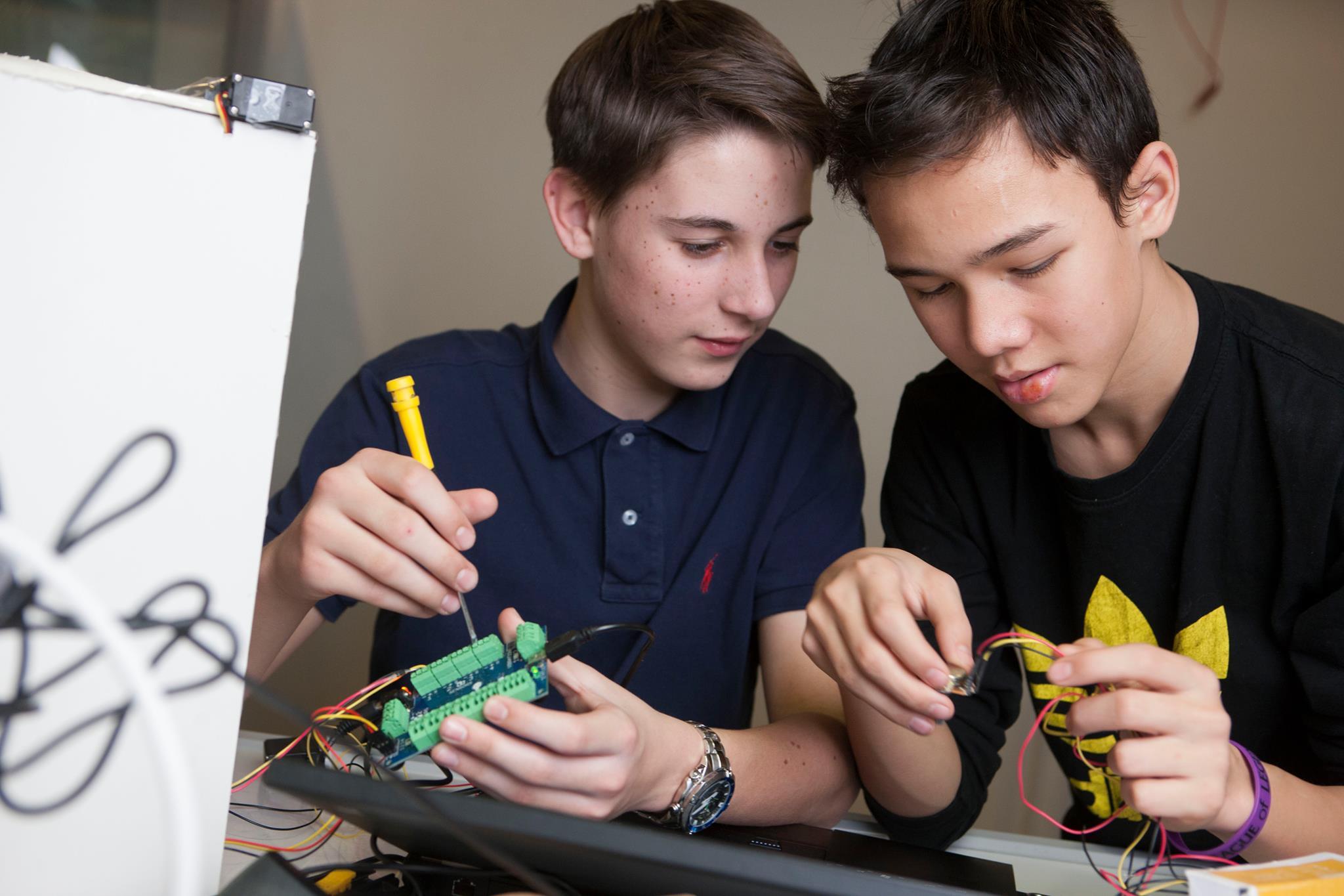 Learning Tech Lab giver muligheder for børn i alle aldre
