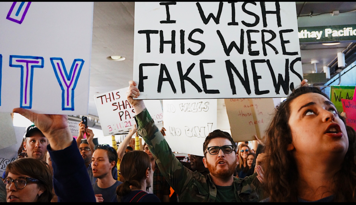 The Fake News Podcast. Episode 1: Science Communication